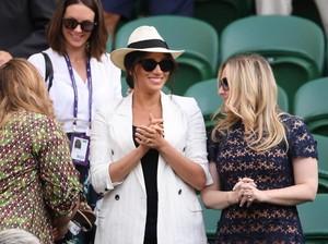 Nggak Boleh Difoto Saat Nonton Wimbledon, Meghan Markle Dituding Sok Diva