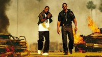 Ini penampilan paling badass Will Smith yakni duo polisi di Bad Boys.Dok. Ist