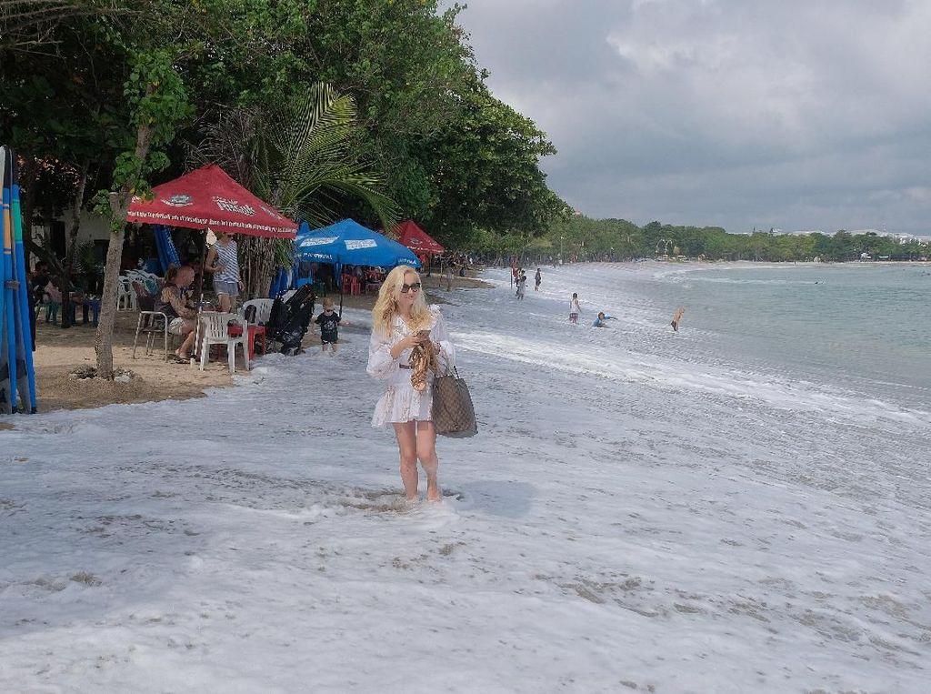 Foto: Pemandangan pantai di Bali (andi/detikcom)
