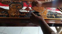 Di Tangan Saiful Huda, Limbah Kayu Jadi Karya Bernilai Jutaan Rupiah