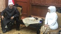 Bertemu Wakil Rektor Universitas Al Azhar, Khofifah Bahas Beasiswa