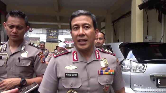 Kapolda DIY, Irjen Pol Ahmad Dofiri, Jumat (5/7/2019).