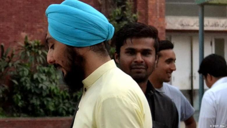 Kaum Sikh. Foto: DW (News)