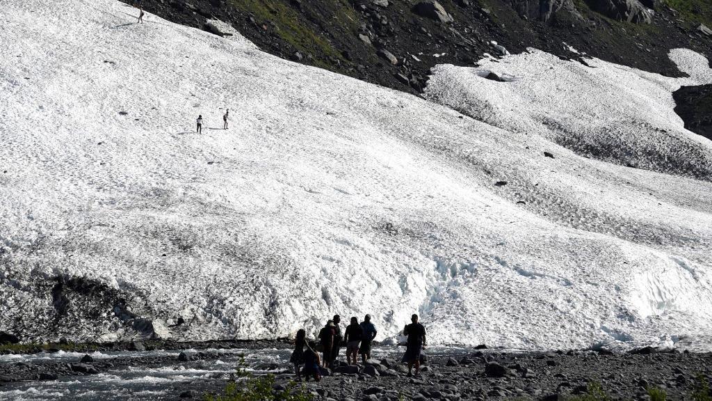 Suhu Udara di Anchorage Capai Rekor Tertinggi dalam Sejarah