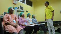 Sido Muncul Targetkan Bantu Operasi 12.000 Penderita Katarak di 2019