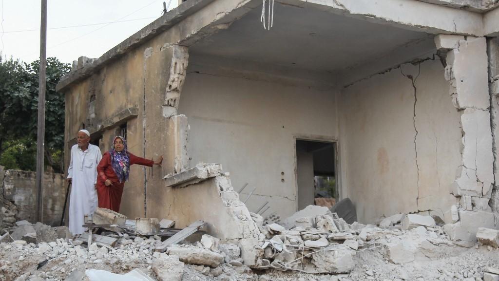 Serangan Udara Hantam Rumah Sakit di Suriah, 11 Warga Tewas
