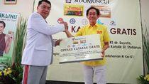 Gandeng Kemenhan, Sido Muncul Gelar Operasi Katarak Gratis di RS Suyoto