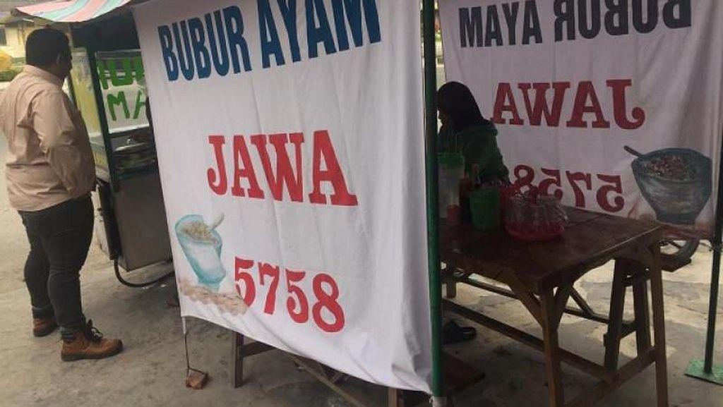 Sarapan Lezat di Riau: Bubur Ayam Jawa