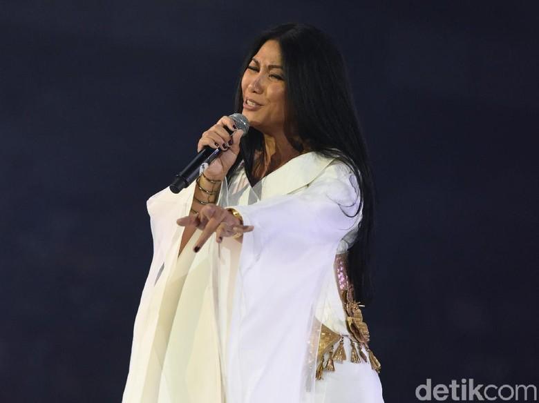 Foto: Anggun (noel/detikhot)