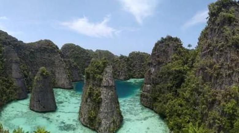 Ilustrasi Papua Barat (IA Ombi/dTraveler)