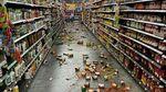Picu Kebakaran, Begini Situasi di California Selatan Usai Gempa M 6,9