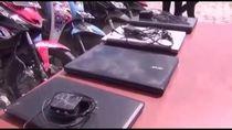 Biayai Gaya Hidup, Mahasiswi Gelapkan Belasan Motor dan Laptop