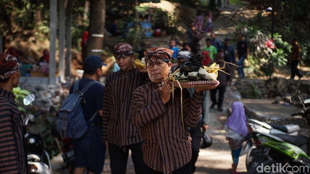 Tumpah Ruah Makanan Tradisional dalam Pesta Gecok Kambing di Ungaran