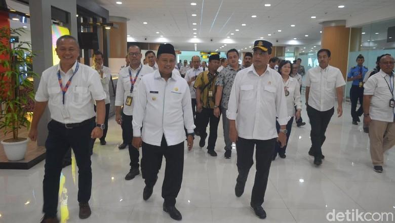 Menhub Apresiasi AP II yang Sukses Optimalkan Bandara Kertajati