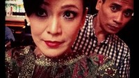 Zara juga suka selfie lho. Foto: Instagram Zara Zettira