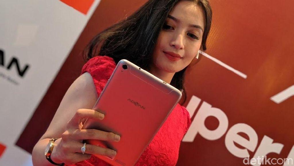 GTab, Tablet Murah Advan untuk Kasir Toko dan Resto