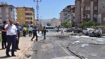 Bom Mobil Tewaskan 3 Orang di Turki, Erdogan Sebut Terkait Terorisme