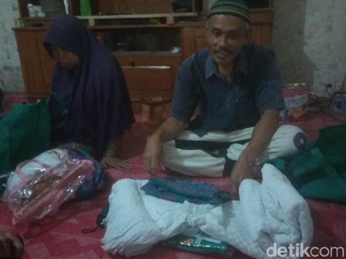 Saefudin dan Hani (Foto: Deden Rahadian/detikcom)