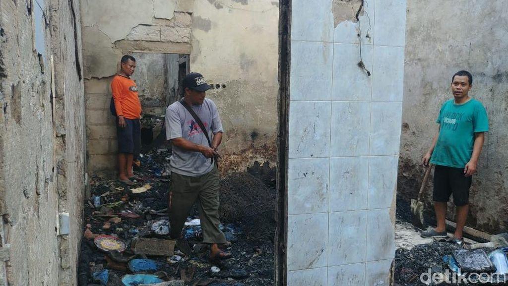 Kesaksian Warga saat Kebakaran di Cipinang