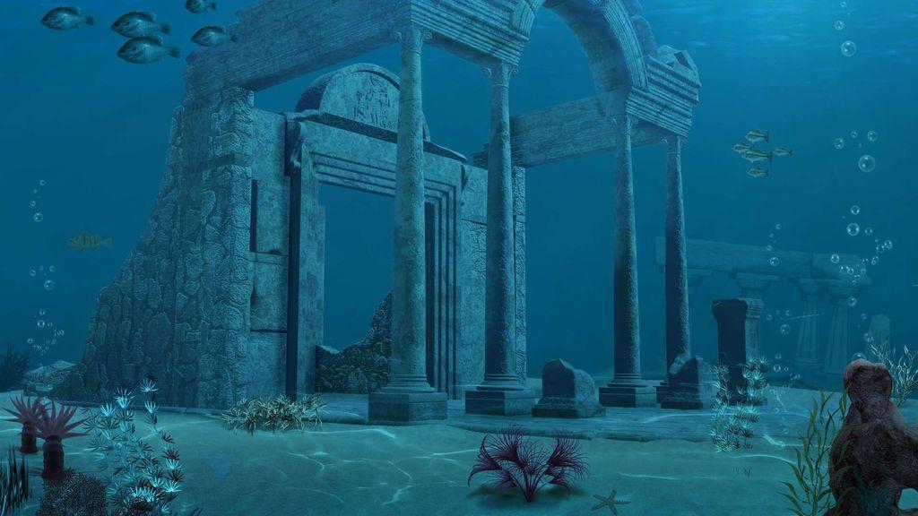 Atlantis ada di bawah Antartika. Sekelompok orang mengklaim Atlantis dapat ditemukan di bawah Antartika. Salah satu buktinya adalah tidak adanya es di sana 12.000 tahun yang lalu.Foto: via Brainberries