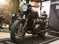 Triumph Bonneville T120 Ace .
