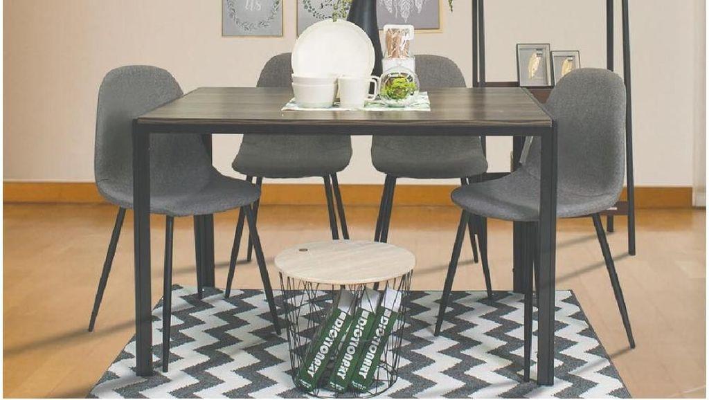 Ingin Ruang Makan Menyatu dengan Dapur? Intip Tipsnya di Sini