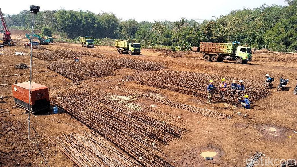 Demi Situs Sekaran, Proyek Ruas Tol Pandaan-Malang Digeser ke Timur