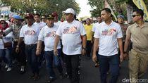 Polisi Ajak Warga Rajut Kembali Kebersamaan Pascapemilu Lewat Jalan Sehat