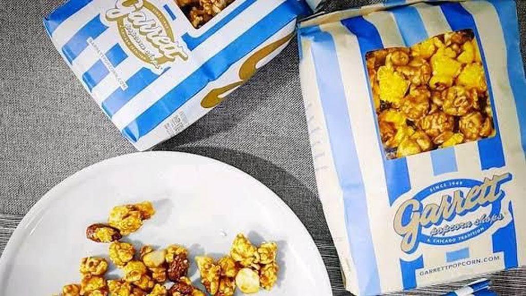 Garrett Popcorn Ternyata Tidak Halal hingga Kreasi Mie Instan Unik