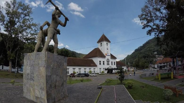 Sawahlunto jadi Warisan Dunia UNESCO (Dok PT Bukit Asam)