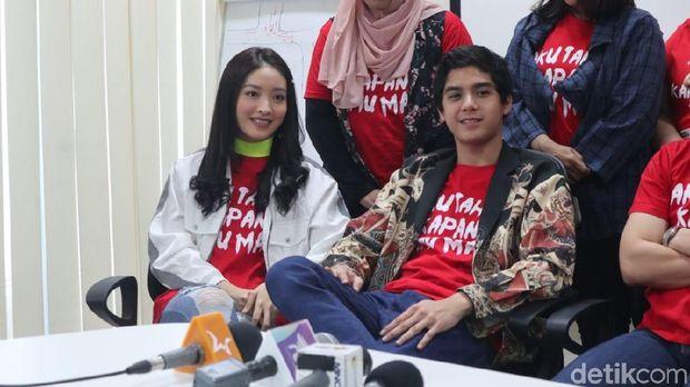 Natasha Wilona dan Al Ghazali