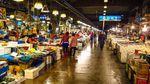 Keren, Pasar Ikan di Korsel Seperti Mal