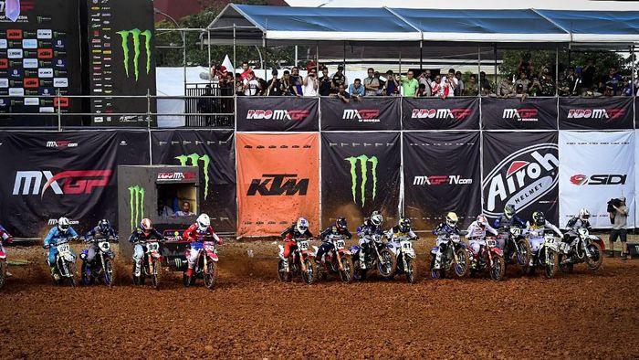 Tim Gajser juara MXGP Palembang. (Foto: MXGP)