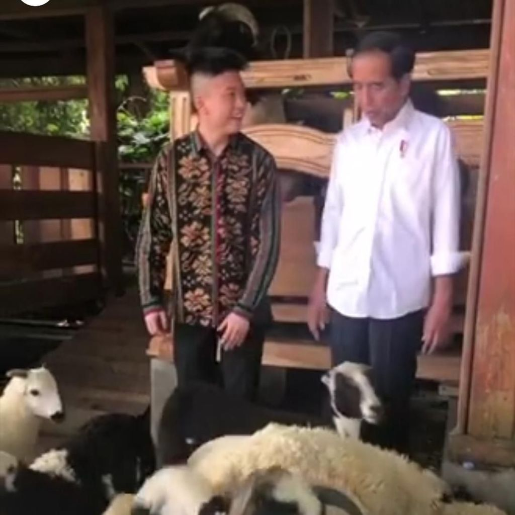 Serang Rich Brian, Jejak Dino Patti Jadi Sorotan