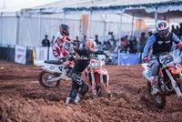 Final MXGP Palembang Berlangsung Seru, Penonton Terhibur