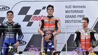 Sekali Lagi, Marc Marquez Patahkan Rekor Rossi dan Agostini