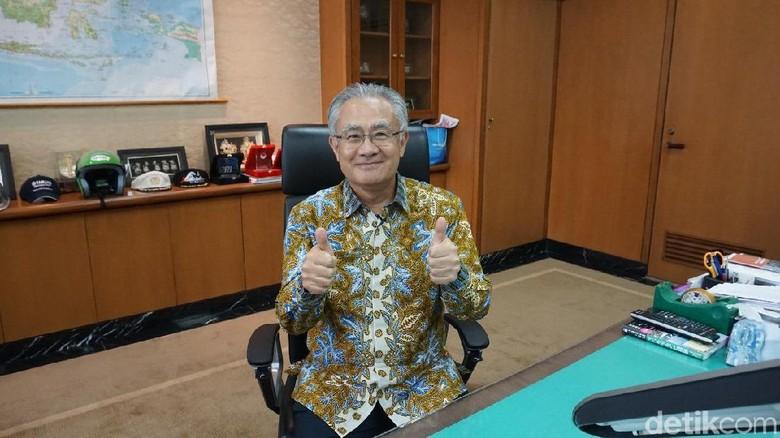 Dubes Jepang untuk Indonesia Masafumi Ishii (Sonia/detikcom)