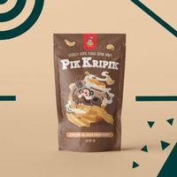 'Kemiprik' dan 'Pik Kripik' Produk Baru dari Gibran-Kaesang Sasar Pasar Ritel