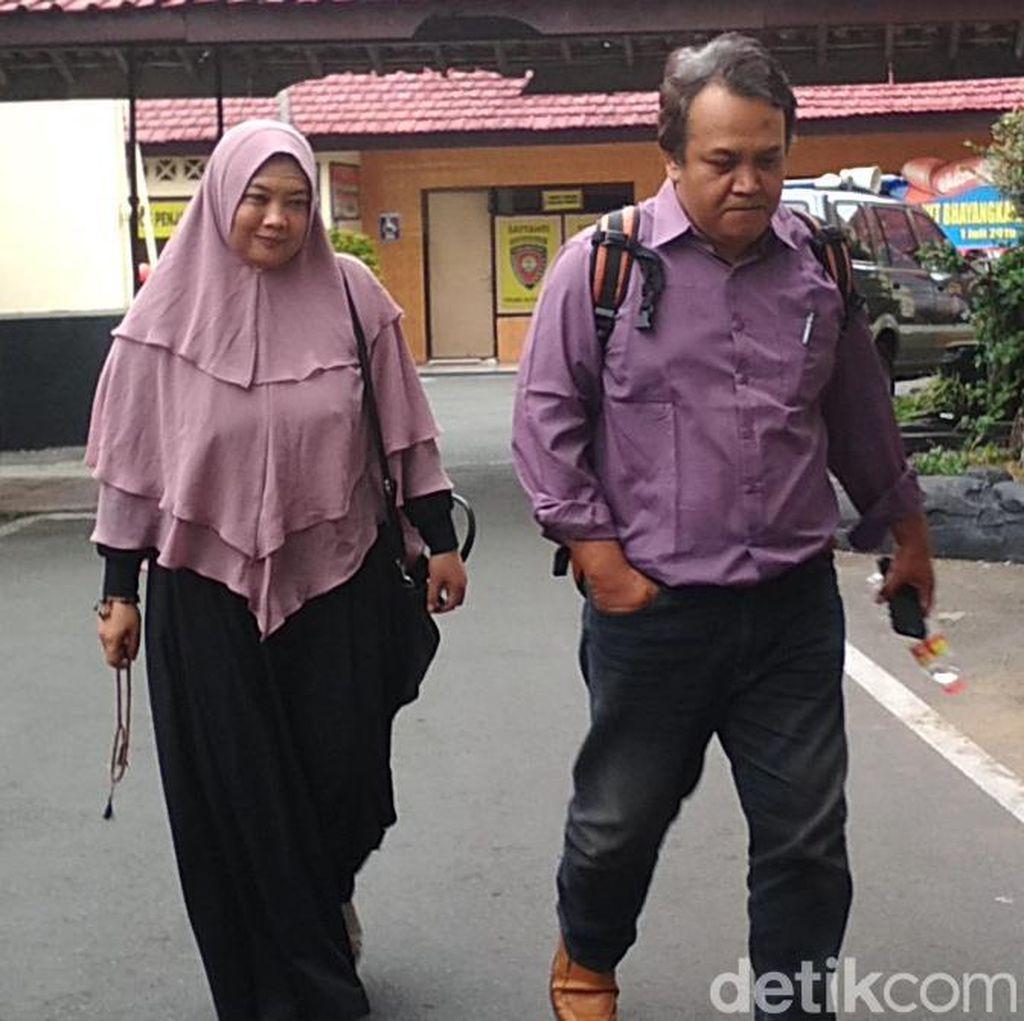 Penghina Jokowi Mumi Akhirnya Ditahan