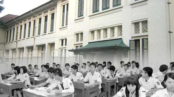 Ruwet PPDB di Jateng, Ada Ribuan Kursi Kosong di SMA dan SMK Negeri