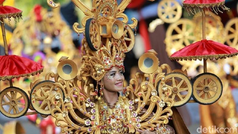 Festival bulan Juli di Banyuwangi (Ardian Fanani/detikTravel)