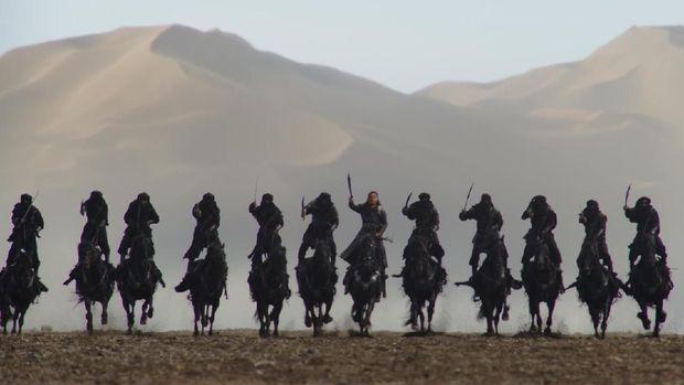 Film Mulan.