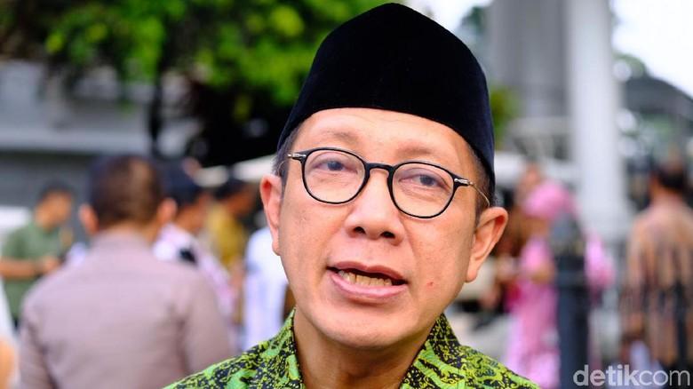 Menag Investigasi Foto Siswa MAN Kibarkan Bendera Bertuliskan Tauhid