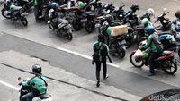 Berstatus Decacorn Gojek Belum Tuntaskan Masalah Macet Ulah Driver Mangkal