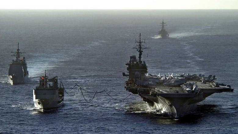 Australia Lacak Kapal Pengintai China yang Dekati Lokasi Latihan Militer
