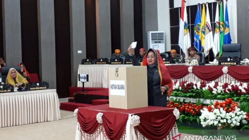 Kursi Wagub Sulteng 3 Tahun Kosong, DPRD Akhirnya Gelar Pemilihan