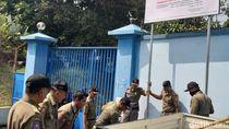 Rumah Pompa PDAM Kota Malang Disegel Karena Tak Urus IMB