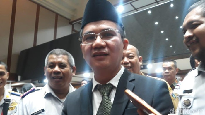 Syafrin Liputo (Arief Ikhsanudin/detikcom)