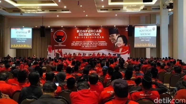 Tiga Mantan Ketua KPU di Malang Raya Jadi Pengurus DPC PDIP
