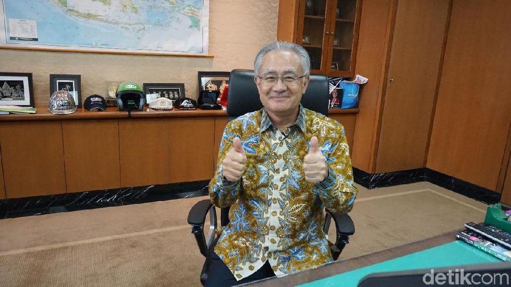 Pariwisata Indonesia & Jepang di Mata Dubes Masafumi Ishii